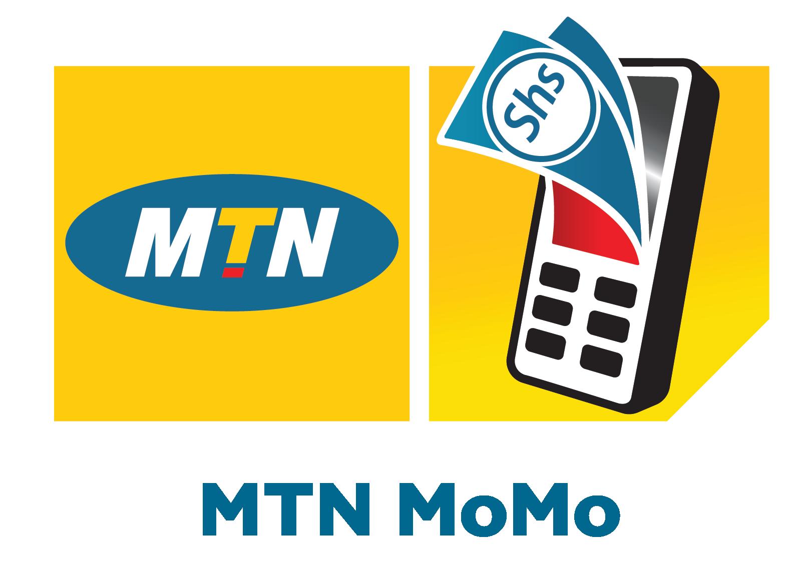 MTN MoMo Logo